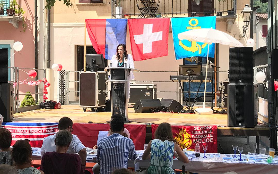 Festa Nazionale Svizzera