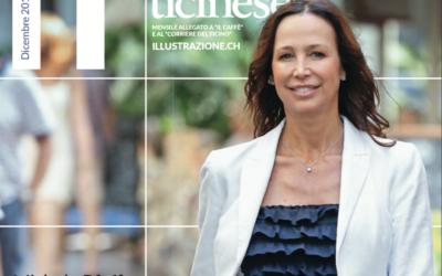 Intervista su Illustrazione Ticinese 8.12.2019